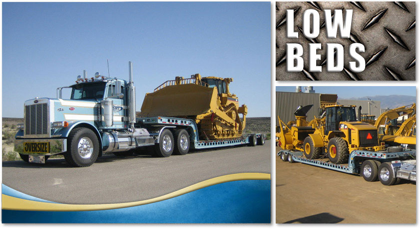 Sierra Rental and Transport Heavy Haul Reno Sparks
